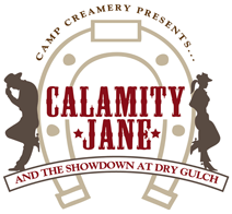 Calamity Jane and the Showdown at Dry Gulch