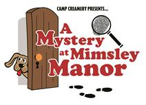 A Mystery at Mimsley Manor logo