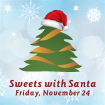 Sweets with Santa 2017