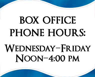 Box Office hours