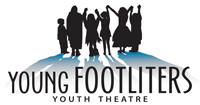 Young Footliters logo