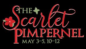 The Scarlet Pimpernel logo