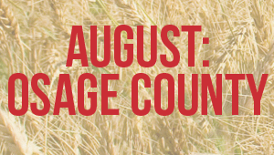 August Osage County logo