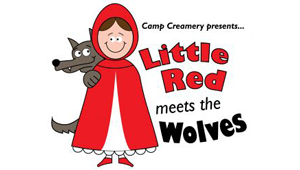 Camp Creamery Little Red