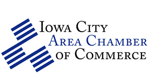 Iowa City Area Chamber logo