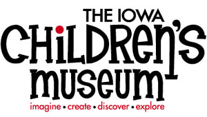 The Iowa Children's Museum logo