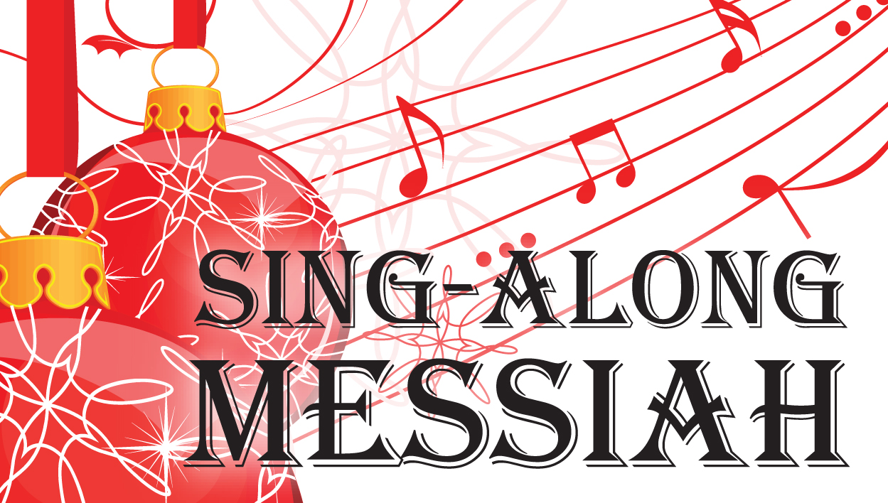Sing-Along Messiah logo