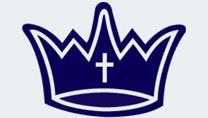 Regina school logo for Coralville arts and crafts show
