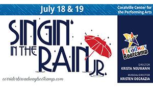Singin in the Rain logo