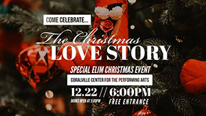 The Christmas Love Story logo