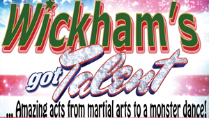Wickham's Got Talent