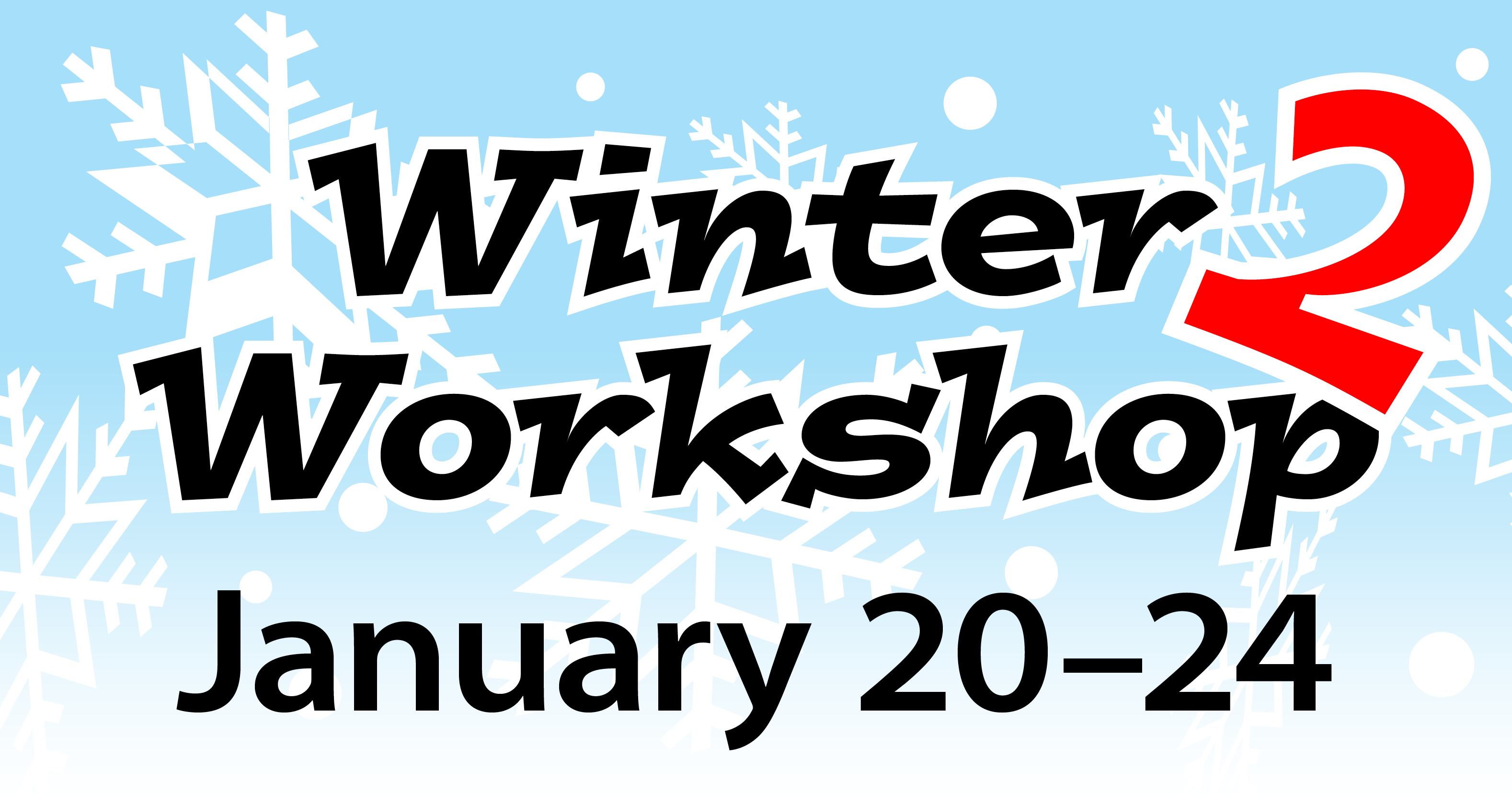 Winter Workshop 2