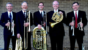 Sunday Evening Brass Quintet